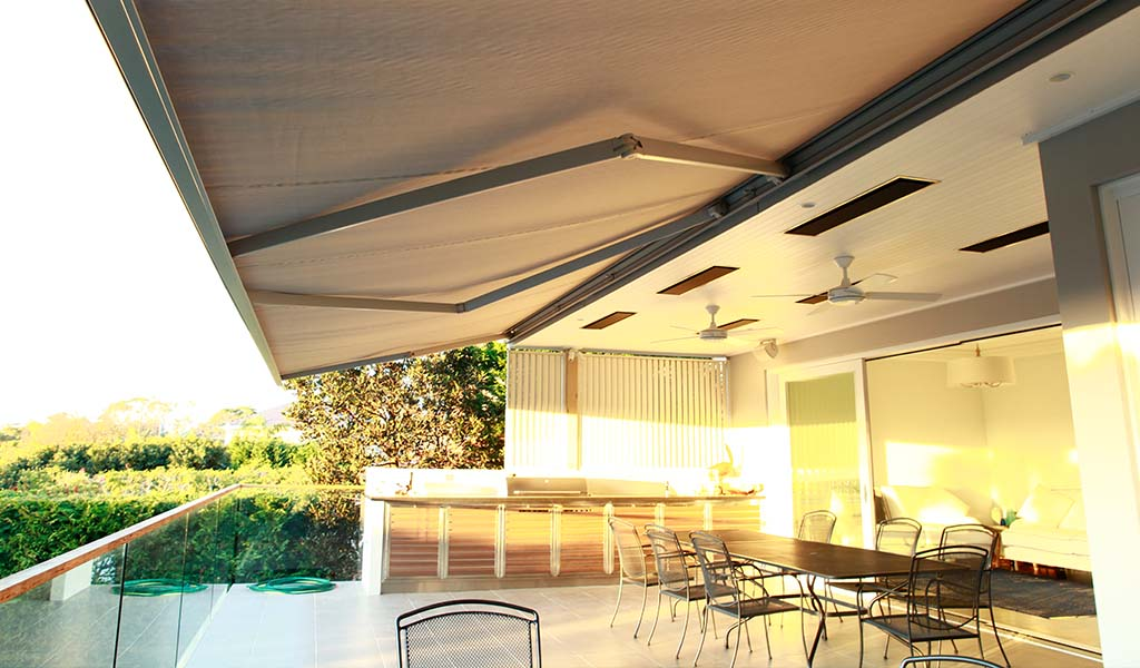 How to care for your retractable outdoor awning
