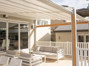 retractable roofs provide protection from the sun wind and rain when extended and disappear when retracted for an open sky