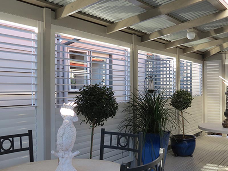 external aluminium venetian blinds for stylish climate control