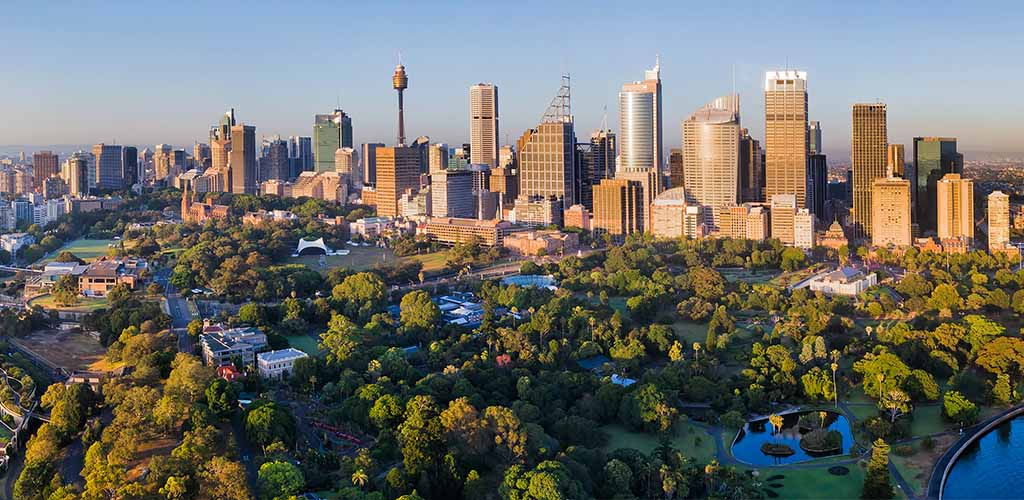 City of Sydney beautiful harbour and inner city lifestyle