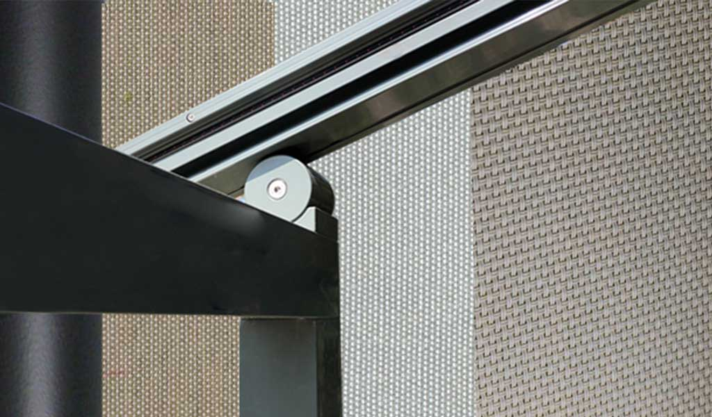 fabrics and parts for retractable awnings