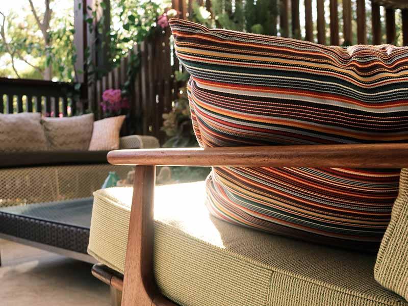 Decorative outdoor furniture